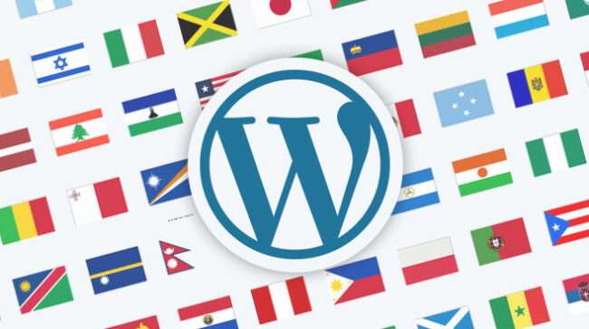 WordPress Site Multilingual