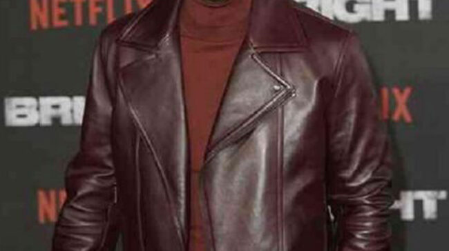Will Smith leather jackets